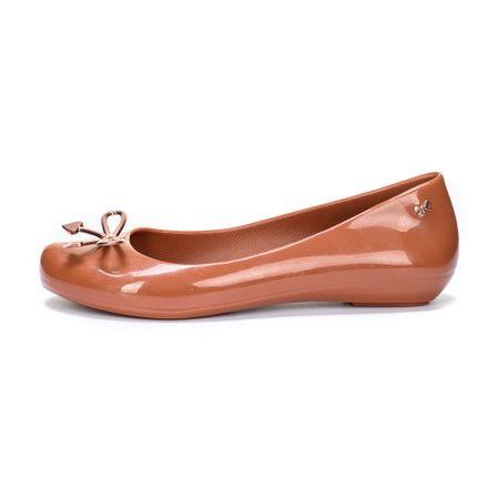 Zaxy baleriny damskie Romantic 40 brązowy