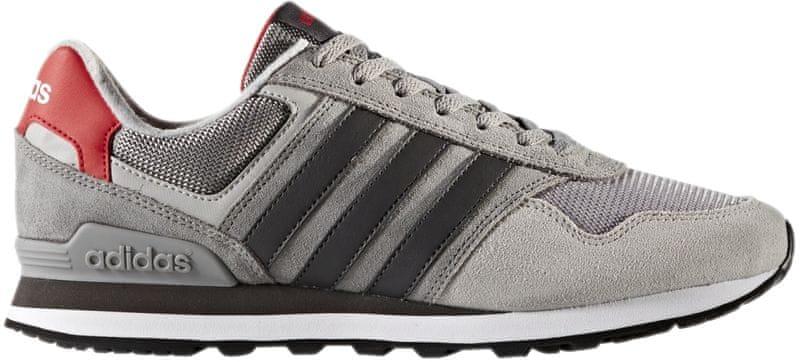 Adidas 10K Grey Three/Utility Black/Grey Two 42.0