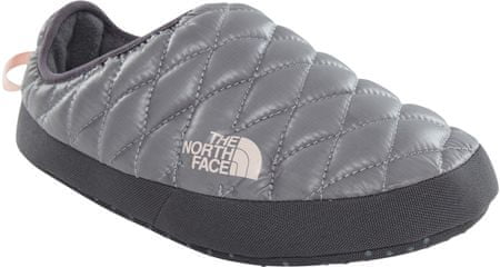 The North Face kapcie W Thermoball Tent Mule IV Shiny Frost Gre S