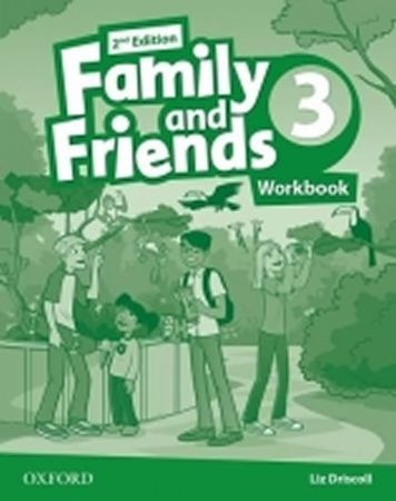 Simmons Naomi: Family and Friends 2nd Edition 3 Workbook