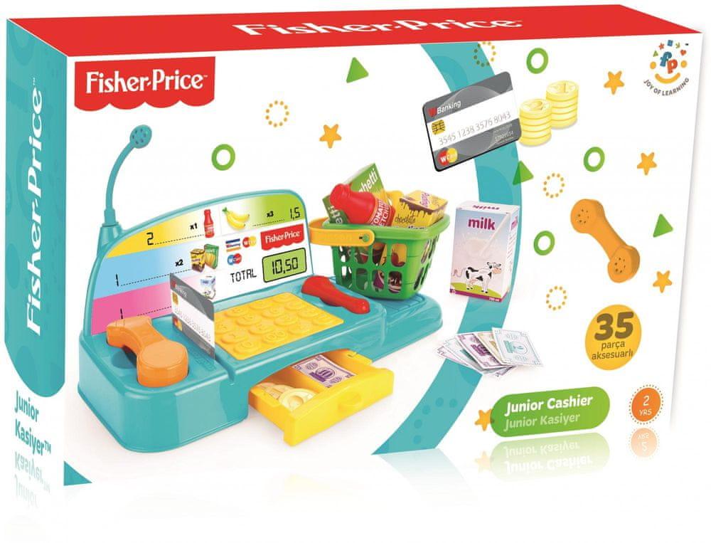 Fisher-Price Dětská pokladna