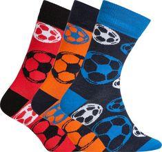 CR7 nogavice za dečke, 3 kosi (8470-80-413)