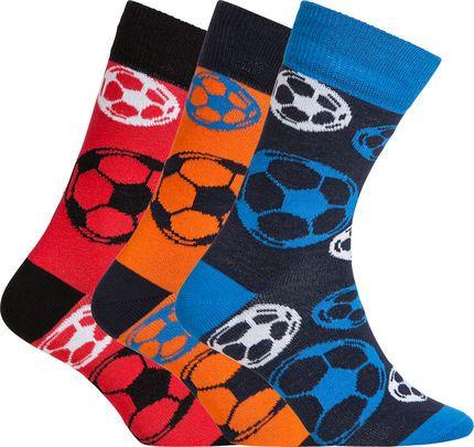 CR7 nogavice za dečke, 3 kosi, št. 40-43 (8470-80-413)