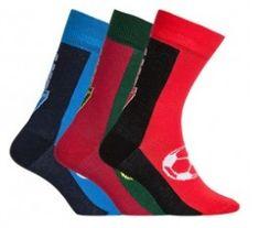 CR7 nogavice za dečke, 3 kosi (8470-80-414)