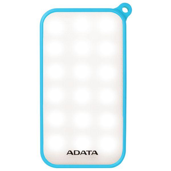 Adata D8000L 8000mAh, modrá - outdoor LED svítilna AD8000L-5V-CBL