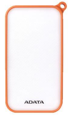 Adata D8000L 8000mAh oranžová - outdoor LED svítilna AD8000L-5V-COR