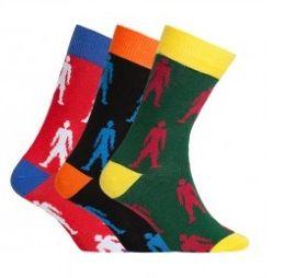 CR7 nogavice za dečke, 3 kosi, št. 30-34 (8470-80-417)