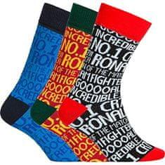 CR7 nogavice za dečke, 3 kosi (8470-80-418)