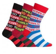 CR7 nogavice za dečke, 3 kosi (8470-80-419)