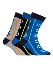 CR7 nogavice za dečke, 3 kosi (8470-80-430)