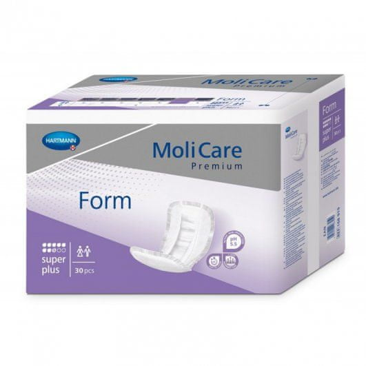 Hartmann MoliCare Premium Form super plus 30 ks