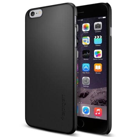Spigen ovitek Thin Fit za iPhone 6 Plus, črn