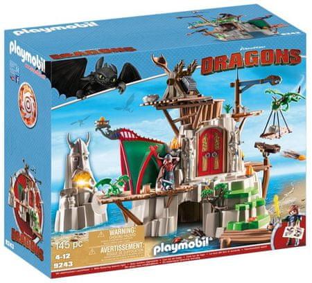 Playmobil otok Gumpcev (9243)