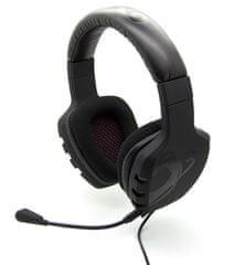 Ozone slušalke Rage ST, črne