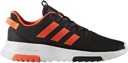 Adidas CF Racer Tr K Core Black/Solar Red/Footwear White 32