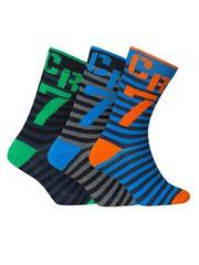 CR7 nogavice za dečke, 3 kosi (8470-80-447)