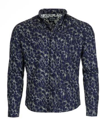 Desigual pánská košile David M tmavě modrá