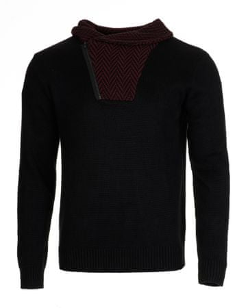 Desigual moški pulover Daniel M črna