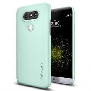 Spigen ovitek Thin Fit za LG G5, zelena