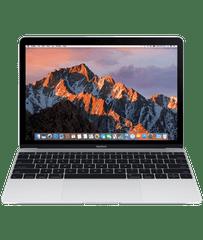 "Apple MacBook 12"" (2017) i5 1.3GHz,8GB,512GB,HD 615, Magyar billentyűzet, Ezüst (mnyj2mg/a)"