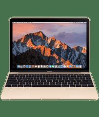 """Apple MacBook 12"""" (2017) i5 1.3GHz,8GB,512GB,HD 615, Magyar billentyűzet, Arany (mnyl2mg/a)"""