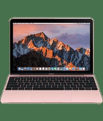 "Apple MacBook 12"" (2017) i5 1.3GHz,8GB,512GB,HD 615, Magyar billentyűzet, Rozéarany (mnyn2mg/a)"