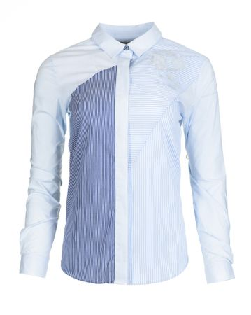 Desigual ženska srajca Ingun L svetlo modra