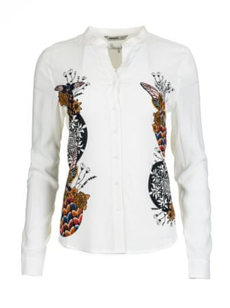Desigual ženska bluza Inmaculada S bela