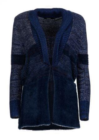 Desigual ženski pulover Jane XS modra