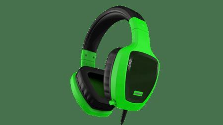 Ozone słuchawki Rage Z50 Glow, zielone (OZRAGEZ50GLG)