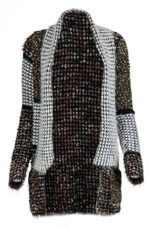 Desigual ženski pulover Arraga XS siva