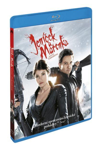 Jeníček a Mařenka: Lovci čarodějnic - Blu-ray