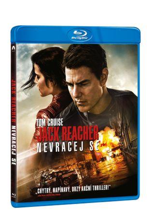 Jack Reacher: Nevracej se   - Blu-ray