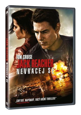 Jack Reacher: Nevracej se    - DVD