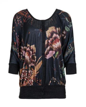 Desigual ženska bluza Bertin S črna