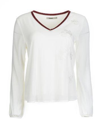 Desigual bluzka damska Denis S biały