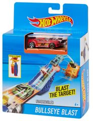 Hot Wheels Bullseye Blast pálya a zsebbe