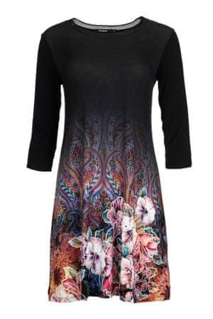 Desigual sukienka damska Freya M czarny
