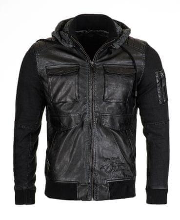 Desigual moška jakna Antonio M črna