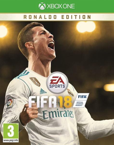 EA Sports Fifa 18 Ronaldo Edition / Xbox One