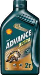 Shell ulje Advance 2T Ultra, 1 l
