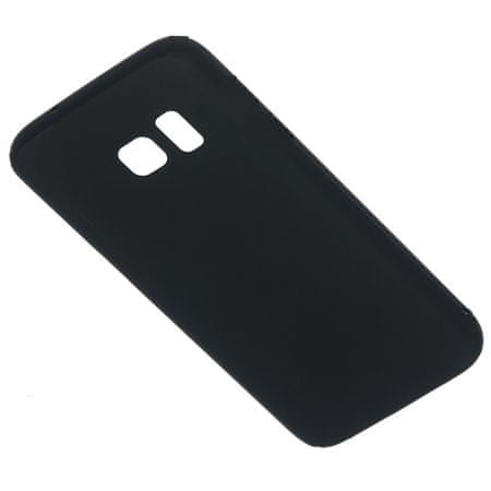 ovitek za Samsung Galaxy Xcover 4, silikonski, mat črn