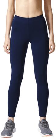 Adidas legginsy sportowe Ess Linear Tight Collegiate Navy/White XL