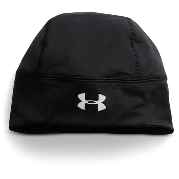 Under Armour Coldgear Reactor Beanie Black Silver