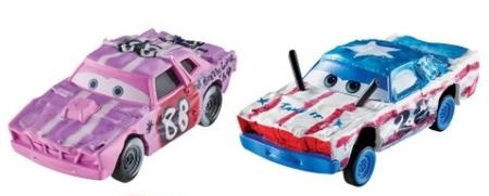 Mattel Auta 3 samochodziki 2 szt.