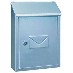 Rottner poštni nabiralnik Udine, srebrn