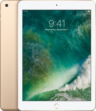 Apple iPad 32GB WiFi 2017, zlatý (MPGT2FD/A)