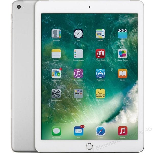 Apple iPad 32GB WiFi 2017, stříbrný (MP2G2FD/A)