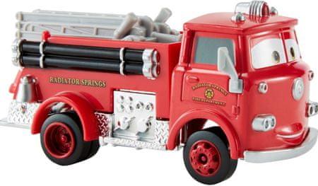 Mattel Auta 3 Wóz strażacki Edek