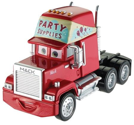 Mattel Auta 3 Pojazd Party Supplies
